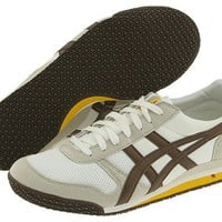 Onitsuka Tiger by Asics Ultimate 81® EXCLUSIVE! White/Brown - Zappos.com Free Shipping BOTH Ways