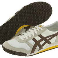 Onitsuka Tiger by Asics Ultimate 81 EXCLUSIVE! White/Brown - Zappos.com Free Shipping BOTH Ways