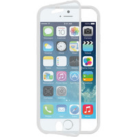 DW Wrap-up with Screen Protector Case for iPhone 6 - White