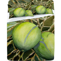 DENY Designs Home Accessories | Rosie Brown Coconuts Cuddling Sheet Set