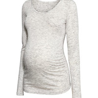 H&M MAMA Jersey Top $17.95