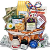 Christmas Morning Breakfast Gift Basket™