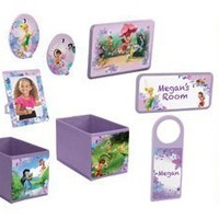 Disney Fairies 10 Piece Decor in a Box