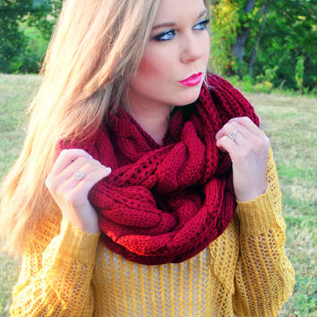 This Is Love Scarf