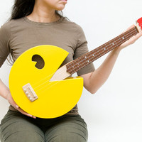 Pac Man ukulele  (paculele)
