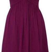 Coast Tamara Prom Dress, Purple