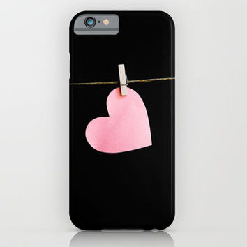 Heart of paper iPhone & iPod Case by VanessaGF   Society6