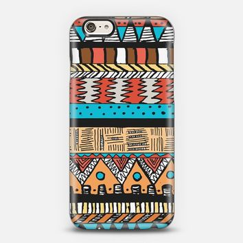 Safari Aztec Pattern iPhone 5s case by Organic Saturation | Casetify