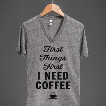 First Things Coffee