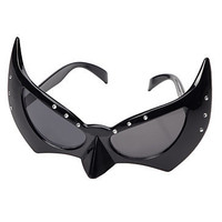 Z Gallerie - Black Bat Sunglasses