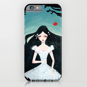 Snow White iPhone & iPod Case by Serena Rocca | Society6
