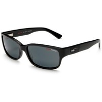 Carrera Men`s Carrera 927 Plastic Sunglasses,Black Frame/Grey Lens,one size