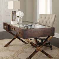 "John-Richard Collection - ""Paige"" Desk - Horchow"
