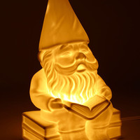 Welcome Gnome Lamp | Mod Retro Vintage Decor Accessories | ModCloth.com