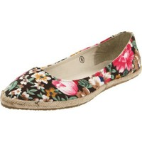 Miss Me Women`s Samantha-8 Espadrille,Brown,8 M US