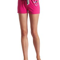 Intimo Women`s Peace and Love Sleep Short