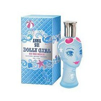Anna Sui Dolly Girl on the Beach Perfume for Women 1.7 Oz Eau De Toilette Spray