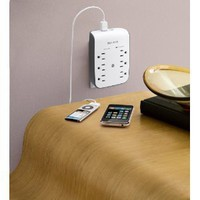 Belkin 6 Outlet Surge Protector with USB