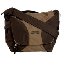 Keen Alameda 15 Inch Messenger Bag with Laptop Sleeve,Black Olive/Shitake,one size