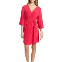 Josie by Natori Sleepwear Women`s Electro Wrap Robe