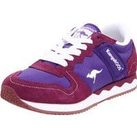 KangaROOS Women`s Wave,Purple/Purple Potion,5 B US