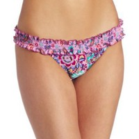Bikini Lab Women`s Love Story Hipster Bottom