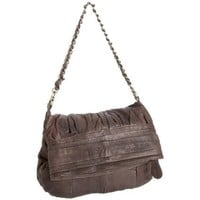 7 Chi Mally Mini Shoulder Bag,Brown,one size