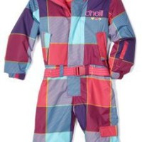 O`Neill Girls 2-6x Jasper Full Suit
