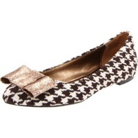 Mojo Moxy Women`s Jackie Flat,Brown,8.5 M US