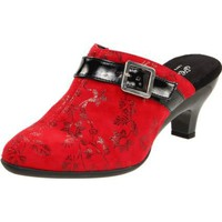 Helle Comfort Women`s Blair,Red Mansilla,38 (7 M US)