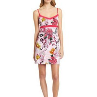 Josie by Natori Sleepwear Women`s Tattooed Chemise