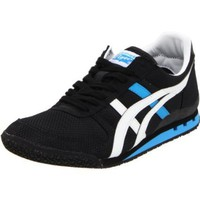 Onitsuka Tiger Women`s Ultimate 81 Sneaker,Black/White,6 M US