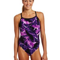 TYR Sport Women`s Firerock Diamondback Swim Suit
