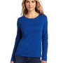 Jones New York Women`s Petite Long Sleeve Crewneck Top