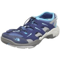 The North Face Women`s Hedgefrog Amphibious Shoe,Mountain Blue/Grotto Blue,8 M US