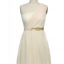 Something to Talk About Dress in Ivory