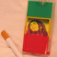 - Bob Marley Rasta Colors Dug Out w/Bat - each - Other