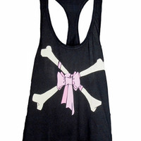 Wildfox - Crossbow Tank | Women&#x27;s Fashion Shopping Online | DOLL BOUTIQUE