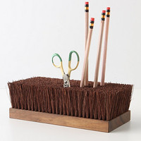 Besom Holder
