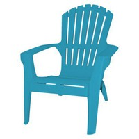Room Essentials Turquoise Stacking Adirondack Chair