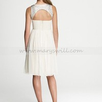 Bridal Party Dresses - Lizza dress 46080  - Mini Wedding Dresses - Wedding Dresses - Wedding Apparel - Affordable Wedding Dresses Manufacturer