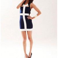 KEEPSAKE Have It All Dress NAVY