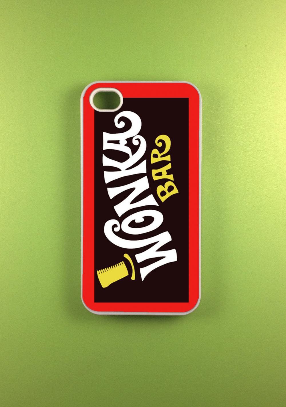 Iphone 4 Case - Wonka Bar Iphone 4s.. on Luulla
