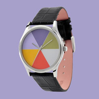 Colorful Watch (Six share)