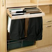 20% OFF 30'' Wood Pants Rack (#CWPR-3014-2) by Rev-A-Shelf at Kitchen-Cabinet-Hardware.com