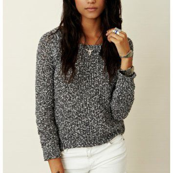 Free People - Sahara Star Pullover