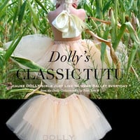 Le Petit Tom ® - tutu, balletkleding, ballet tutu, tutu's, dolly, le petit tom