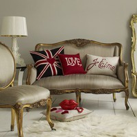 Chateau 2 Seater Sofa - Sofas & Armchairs - Furniture
