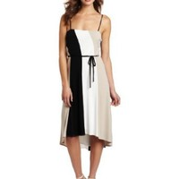 Calvin Klein Women&#x27;s Color Block Dress