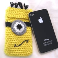Despicable Me Minion Gadget, ipod, iphone Case